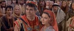 Ruth and Boaz wedding
