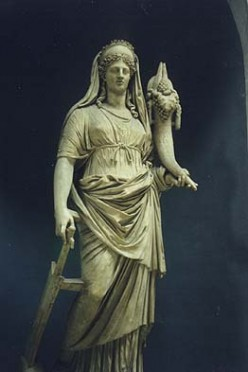 Ceres, Roman God of the Harvest