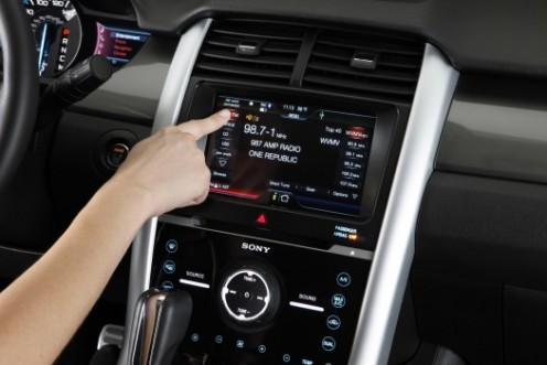 My Ford Touch puts a variety of electronic functions from talking on phones to navigation tools at your fingertips