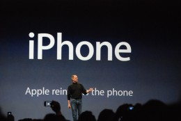So when will we see the iPhone 5 Steve?