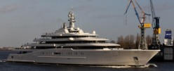 Eclipse--The Largest Private Yacht in the World