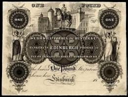 Early Paper Money of Edinburgh