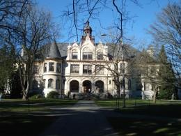Denny Hall UW Campus