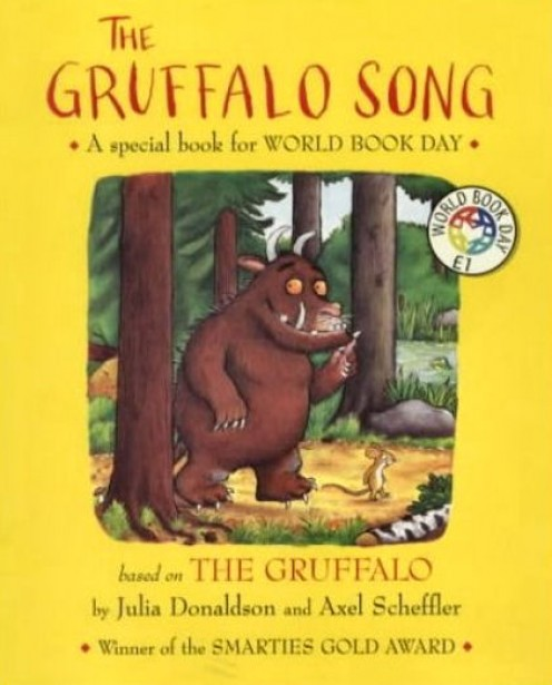 Gruffalo Song Front Cover