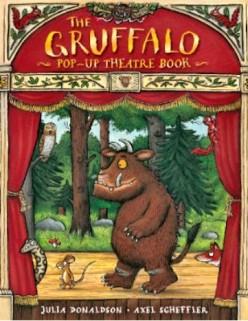 Gruffalo Theatre / Theater Front Cover