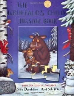 Gruffalo's Child Jigsaw Front Cover