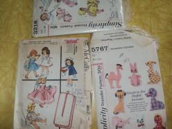 Vintage Pattern Preservation