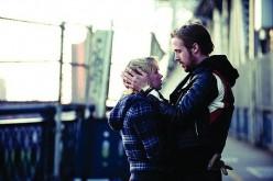 "Michelle Williams and Ryan Gosling in ""Blue Valentine"" source: Sundance Film Festival"