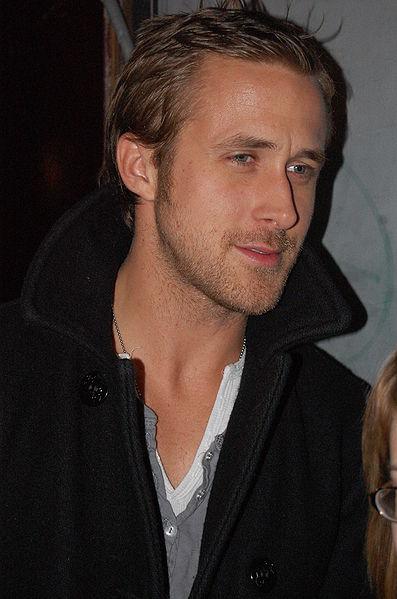 Ryan Gosling, source: Wikimedia Commons