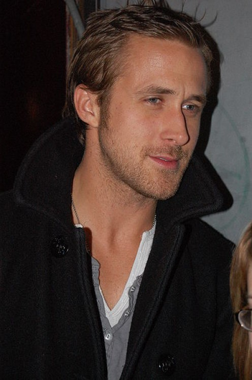 Ryan Gosling, source: Wikimedia Commons