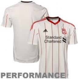 Liverpool Away Shirt  - 2010/2011 (Short Sleeve)