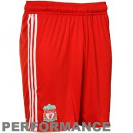Liverpool FC Home Shorts For 2010/2011