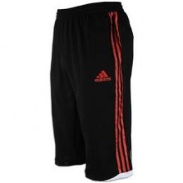 New Adidas 3/4 Length Liverpool Training Shorts