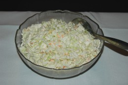 The History of Coleslaw
