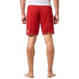 Liverpool Casual Shorts For Boys - Red - Back