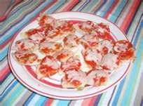 Pepperoni Pizza Squares