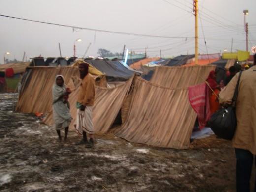 Hogla tents