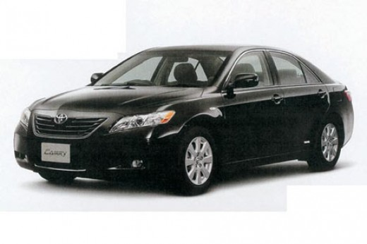 Camry is the most Made in America Car you can buy!