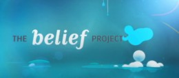"""U.S. Cellular, strongly emphasizing the spiritual """"power word"""": Belief. Since one does not normally associate one's personal belief system with a cell-phone company, one will be unlikely to recognize the subliminal anchoring of the word """"belief""""."""