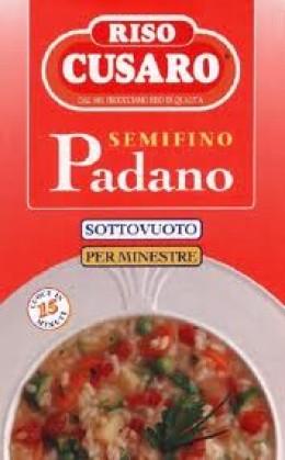 Rice From Padono Region Italy