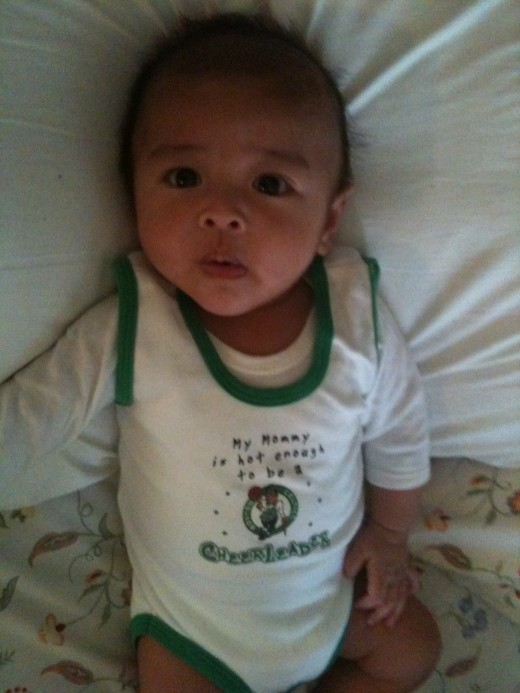 My son, Raphael