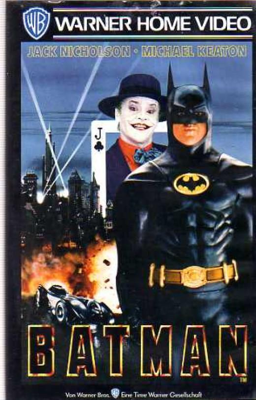 Batman Film With The 2nd Highest Revenue - Batman Movie With Michael Keaton