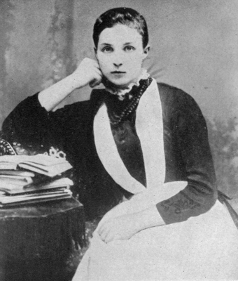 Isie Krige in 1888. Image from Wikipdeia