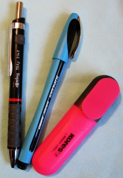 The best writing pens in three categories.