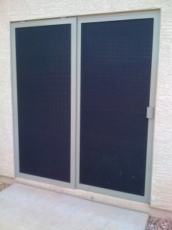Replacement sliding screen door Screen door replacement