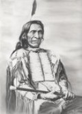 The Indian Chief Red Cloud