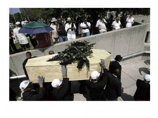 The NAACP held a funeral for one of the most divisive words at their 2007 National Convention. Figure 7.2
