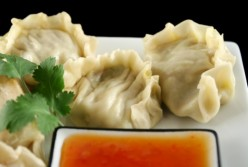 Chinese New Year Auspicious Food: Chinese Dumplings
