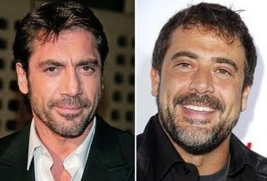 Javier Bardem and Jeffrey Dean Morgan. 4. Ralph Fiennes and Bradley Cooper