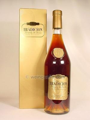 Brandy de Jerez, Solera Gran Reserva, Bodegas Tradicion