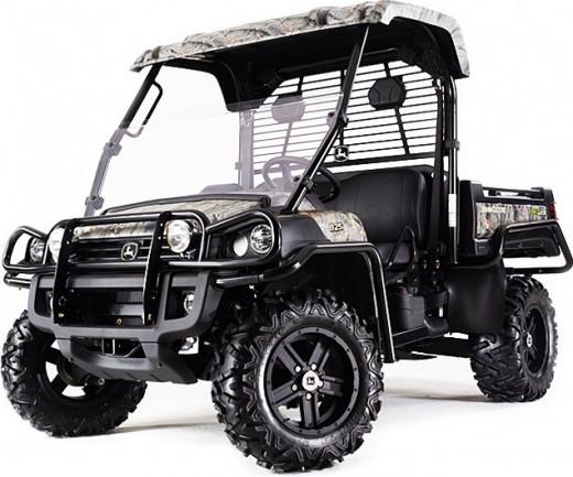 2011 John Deere Gator XUX 4x4