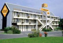 Photo courtesy of Premier Classe Hotel website, Besancon, France.