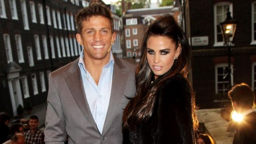 Katie Price has announced her split with hubby Alex Reid