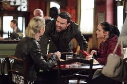 Whitney later moves in with Janine which can only been Trouble!!