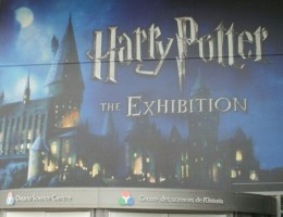 By doing some research online, we managed to save a bunch of money on a mini-vacation to Toronto to see the Harry Potter Exhibition at the Ontario Science Centre