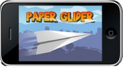 Paper Glider Game App For iPhone - High Scores, Tips, Hints, Cheats