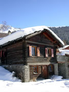 We stayed in a really nice chalet in Verbier