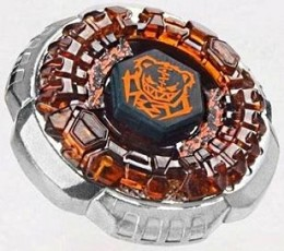 Metal Beyblade Rock Orso