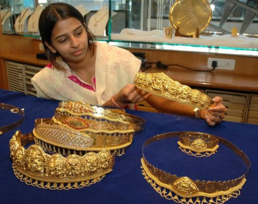 Gold Jewlry Store