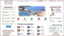 Agoda Website