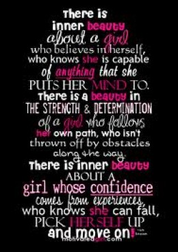 Quotes About Strength And Beauty Inner Beauty Qu...