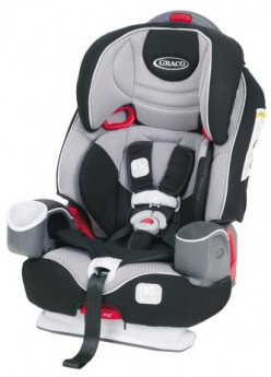 Very popular car seat 2016 - Graco Nautilus