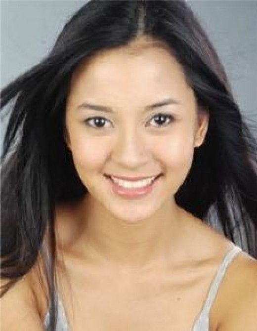 fresh face of Bianca Gonzales