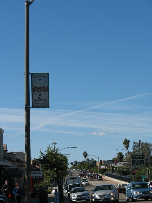 Adam's Ave.  San Diego, CA  January 2010