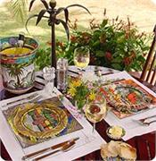 art design table