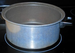 Equipment - You need a large pot minus the cover
